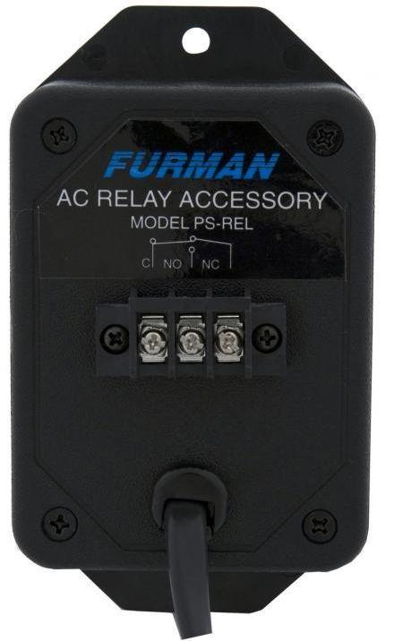 Furman® PS-REL AC Relay Accessory-PS-REL