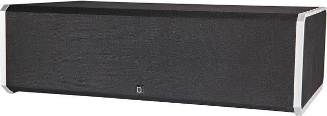 Definitive Technology® BP9000 Series Black High-Performance Center Channel Speaker-CS9080