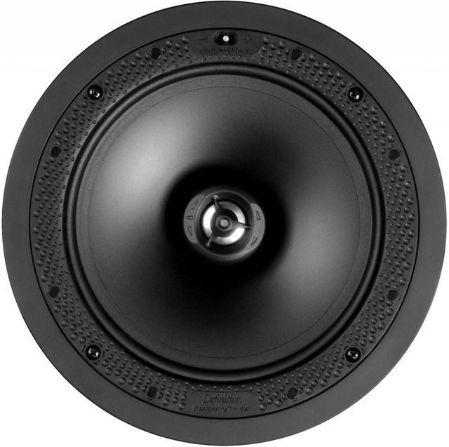 """Definitive Technology® Disappearing™ 8"""" Round In-Wall / In-Ceiling Loudspeaker-DI 8R"""