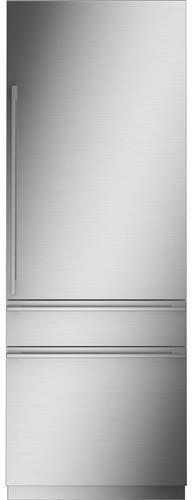 Monogram® 14.46 Cu. Ft. Integrated Customizable Counter Depth Column Refrigerator -ZIC303NPPII