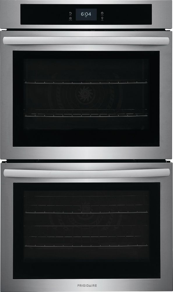"""Frigidaire® 30"""" Stainless Steel Double Electric Wall Oven-FCWD3027AS"""
