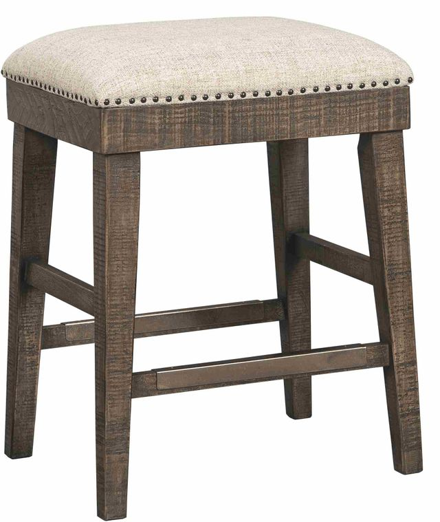 Signature Design by Ashley® Wyndahl Rustic Brown Upholstered Stool-D813-024