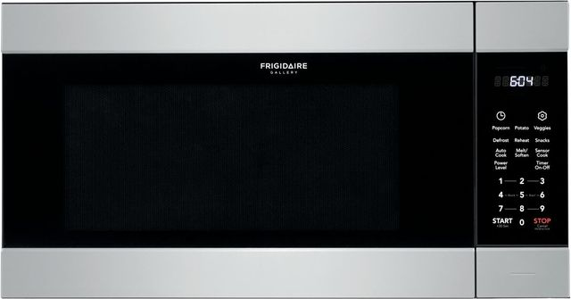 Frigidaire Gallery® 2.2 Cu. Ft. Stainless Steel Built in Microwave-FGMO226NUF