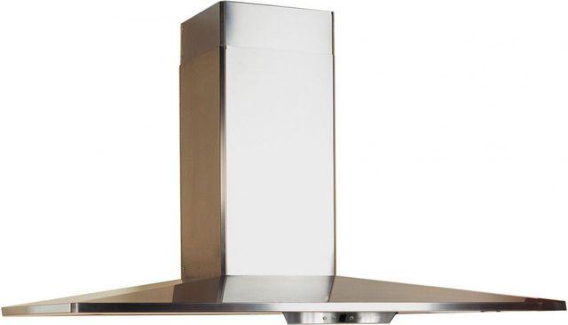 "Faber Hoods Diamante 48"" Wall Canopy Range Hood-Stainless Steel-DIAM48SS"