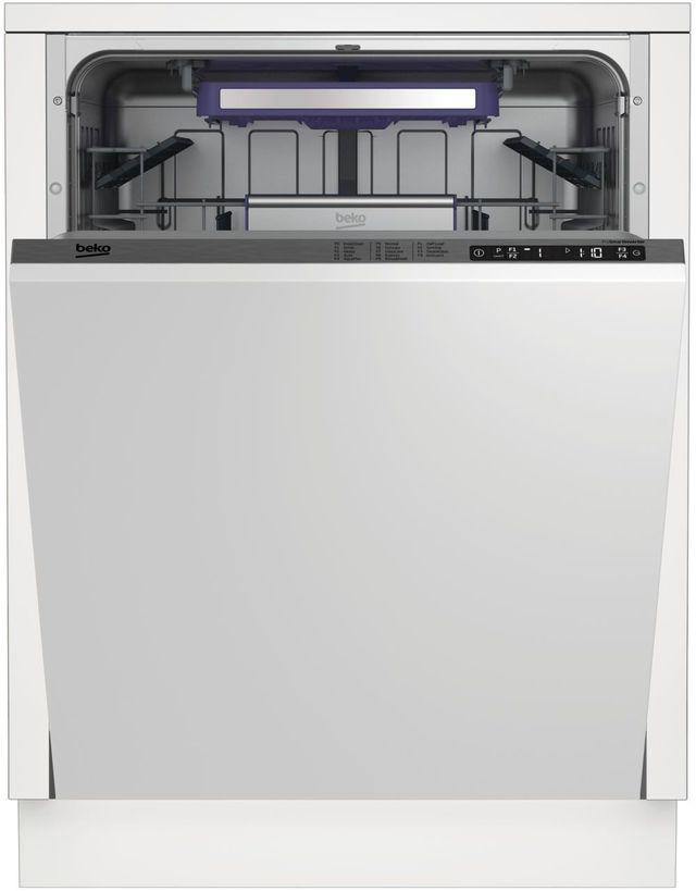 "Beko 24"" Panel Ready Built In Dishwasher-DIT29430"