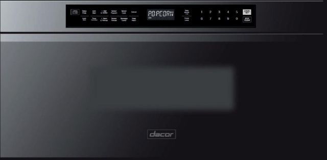 """Dacor® Contemporary 30"""" Microwave-In-A-Drawer-Graphite Stainless Steel-DMR30M977WM"""