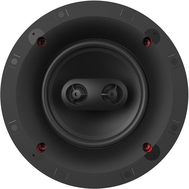 "Klipsch® Designer Series DS-160CSM 6.5"" Stereo In-Ceiling Speaker-1064168"