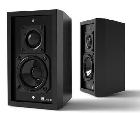 Leon Speaker Detail Series Bookshelf Speaker-Ds113