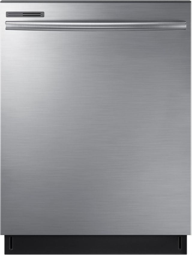 """Samsung 24"""" Top Control Dishwasher-Stainless Steel-DW80M2020US"""