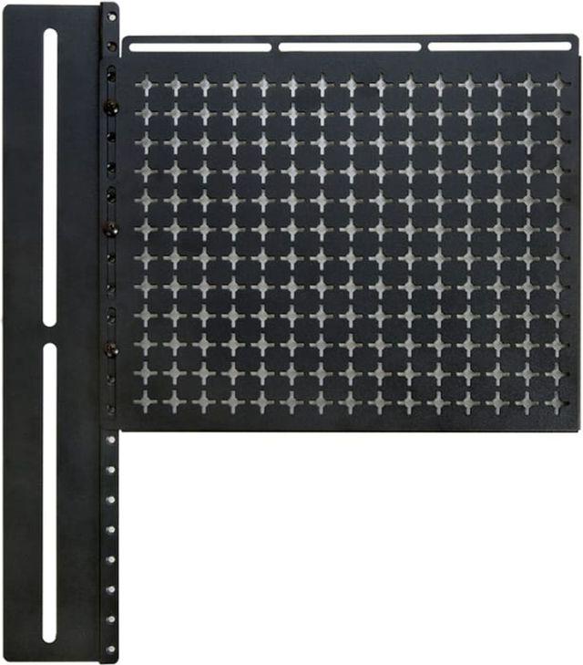 "SnapAV Strong® VersaPlate 10""x12"" Black Mounting Plate-SM-VP-10X12-BLK"
