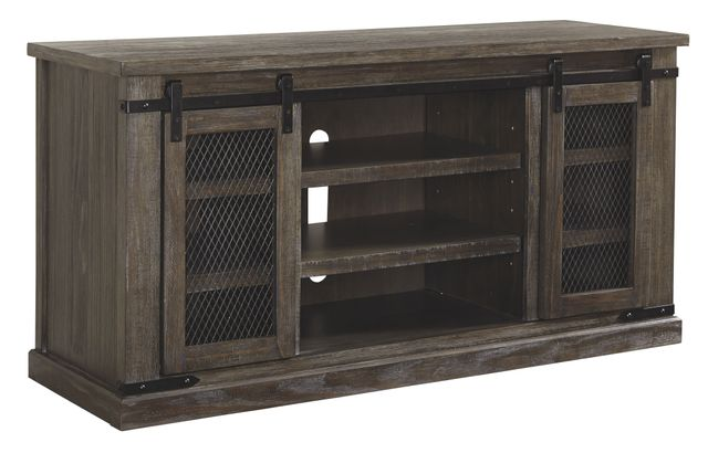 """Signature Design by Ashley® Danell Ridge Brown 60"""" TV Stand-W556-48"""