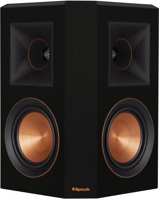 Klipsch® Reference Premiere Piano Black RP-502S Surround Sound Speaker-1065825