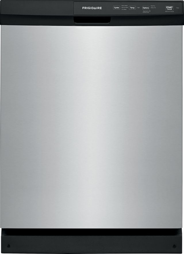 """Frigidaire® 24"""" Stainless Steel Built In Dishwasher-FFCD2413US"""