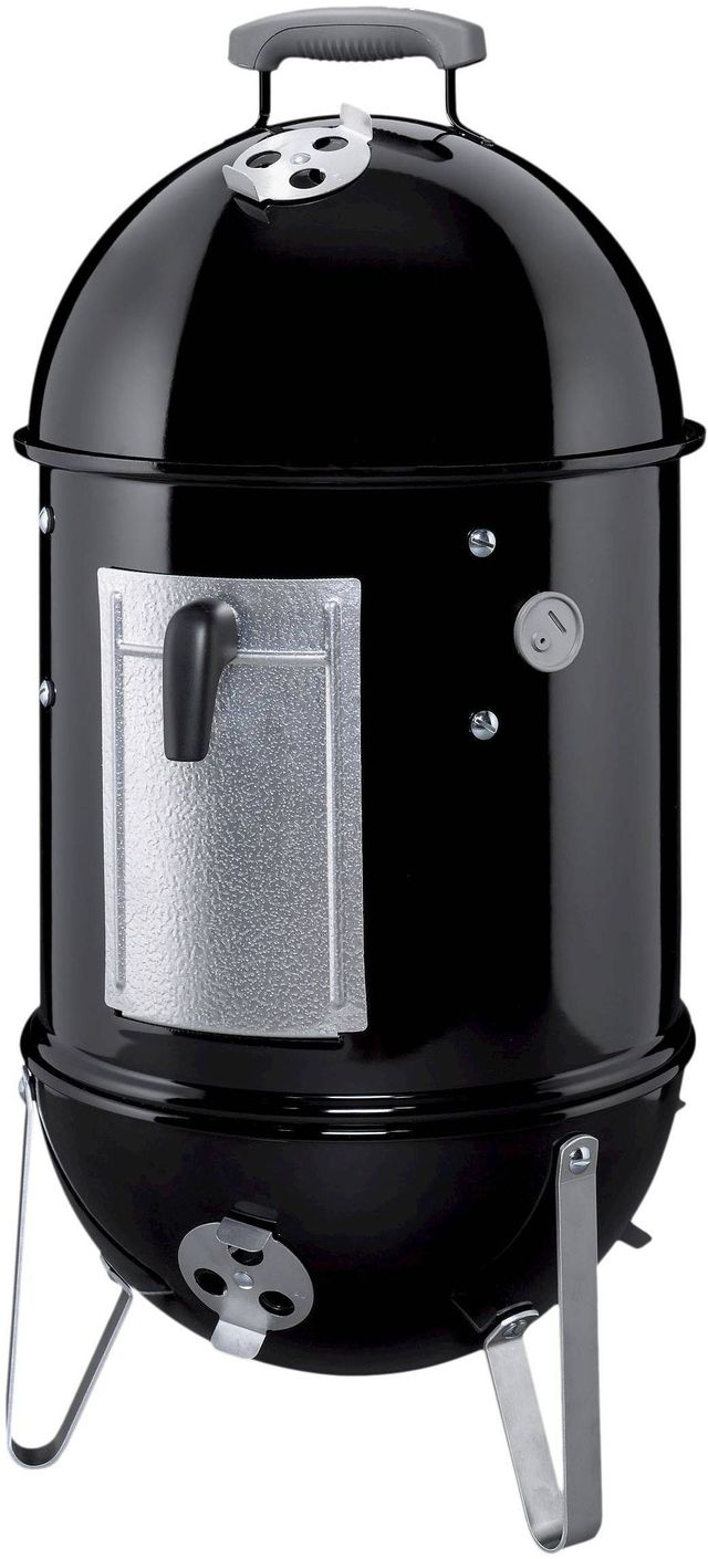"Weber® Smokey Mountain Cooker Series 14"" Black Smoker-711001"