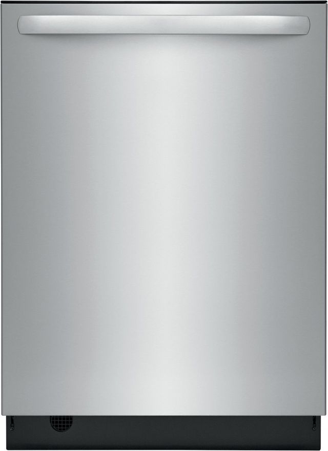 """Frigidaire® 24"""" Stainless Steel Built In Dishwasher-FDSH4501AS"""