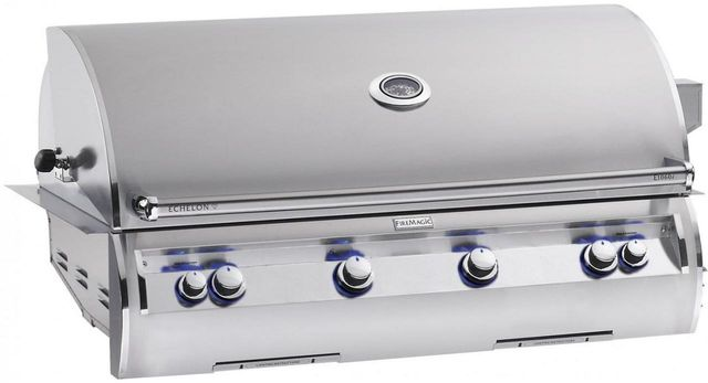 Fire Magic® Echelon Diamond Collection A Series Built In Grill-Stainless Steel-E1060i-4EAP