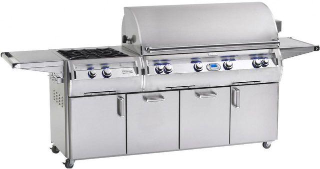 Fire Magic® Echelon Diamond Collection Portable Grill-Stainless Steel-E1060s-4E1P-51