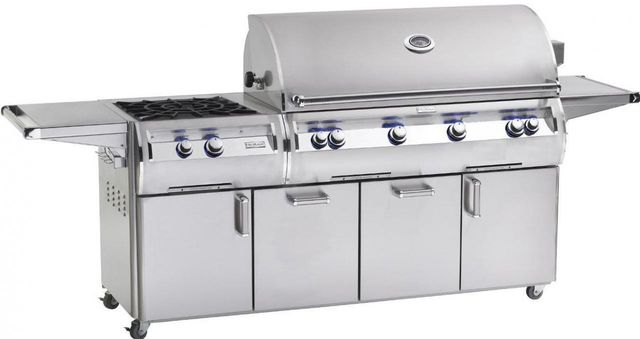 Fire Magic® Echelon Diamond Collection A Series Portable Grill-Stainless Steel-E1060s-4EAN-51
