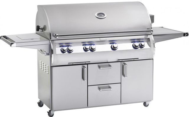 Fire Magic® Echelon Diamond Collection A Series Portable Grill-Stainless Steel-E1060s-4EAN-62