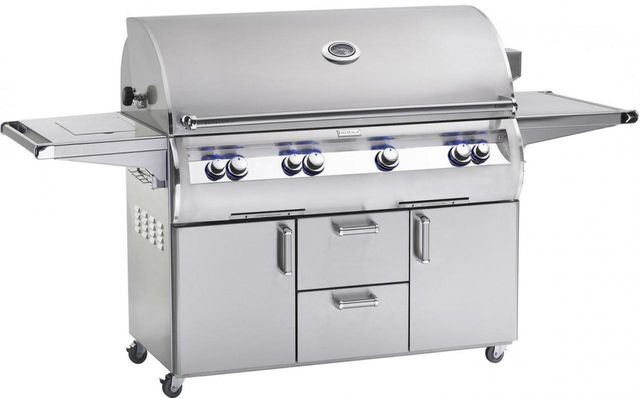 Fire Magic® Echelon Diamond Collection A Series Portable Grill-Stainless Steel-E1060s-4EAP-62