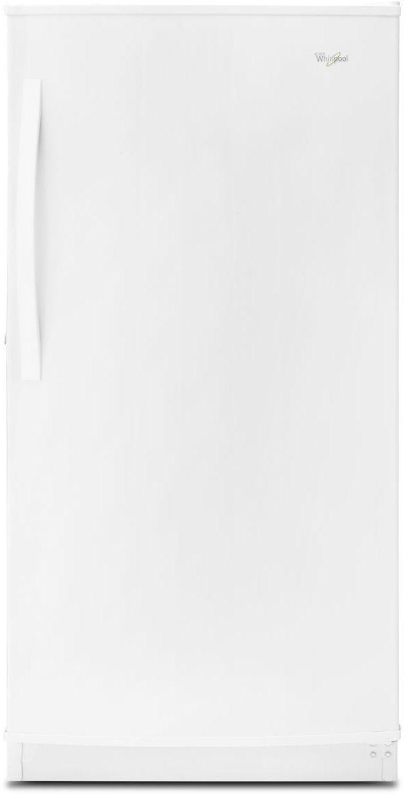 Whirlpool® 16 Cu. Ft. Upright Freezer-White-WZF57R16FW