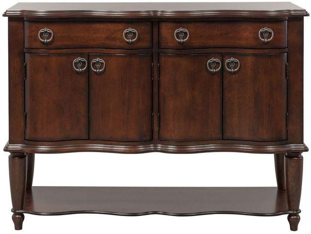 Liberty Furniture Cotswold Cinnamon Buffet-545-CB5742