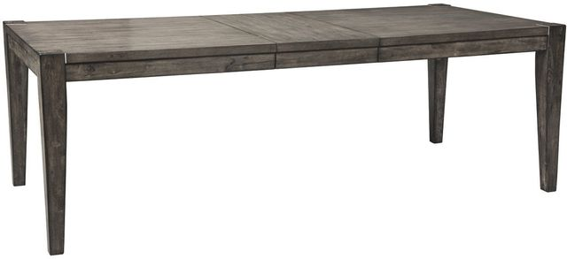 """Signature Design by Ashley® Chadoni 90"""" Dining Room Table-D624-35"""
