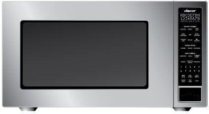 Dacor® Professional Countertop Microwave-Stainless Steel-DMW2420S