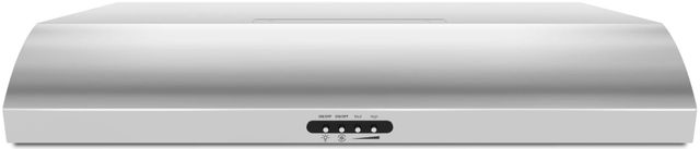 """Maytag® 30"""" Stainless Steel Under the Cabinet Range Hood with the FIT System-UXT5230BDS"""