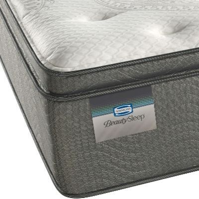 BeautySleep® Arlington Plush Pillow Top Plush Twin Mattress-Arlington-T