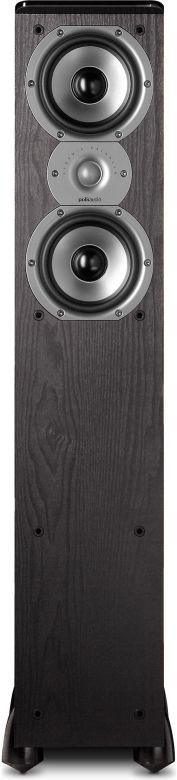 """Polk Audio® TSI Series TSI300 Black 5.25"""" Floor Standing Tower Speaker-AM5205"""
