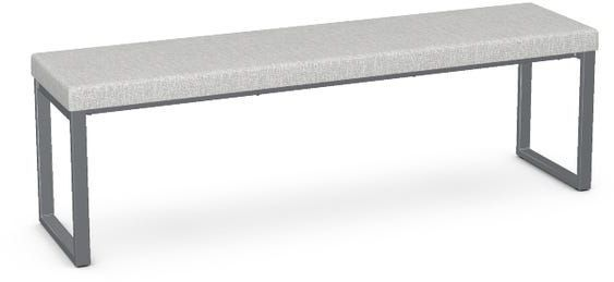 Amisco Dryden Upholstered Bench-30419-C