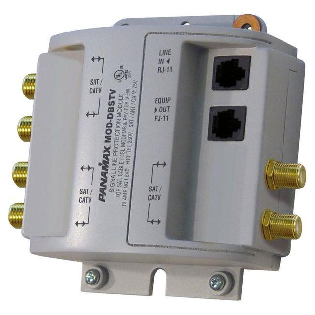 Panamax® Single Line Protection Module-MOD-DBSTV