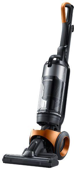 Samsung VU4000 Motion Sync Bagless Upright Vacuum-Tangerine Gold-VU12F40SBDD