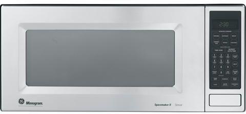 Monogram® Countertop Microwave Oven-Stainless Steel-ZEM200SFSS