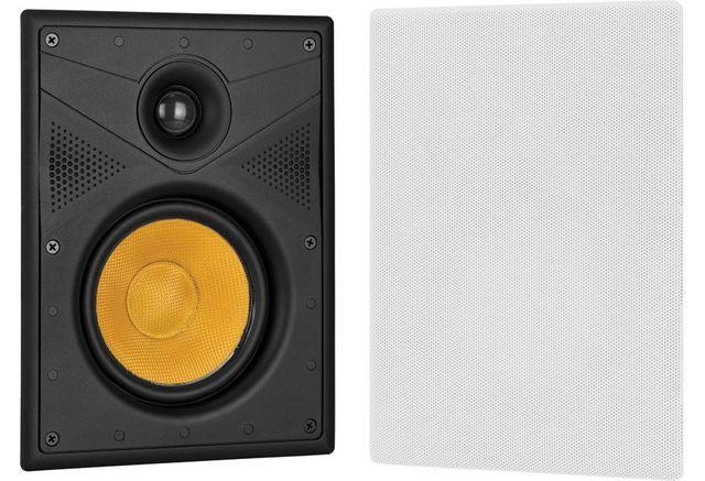 """Crestron® Essence® 5.25"""" 2-Way In-Wall Speakers-ESSENCE IW5-W-T"""