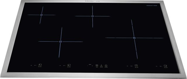 Electrolux ICON® 30'' Induction Cooktop-Stainless Steel-E30IC80QSS
