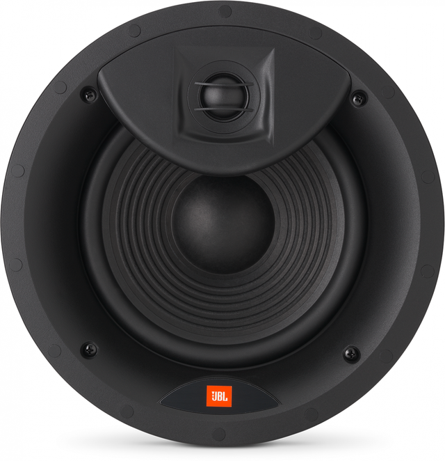 JBL® Arena 8IC In-Ceiling Loudspeaker-Black-ARENA8IC
