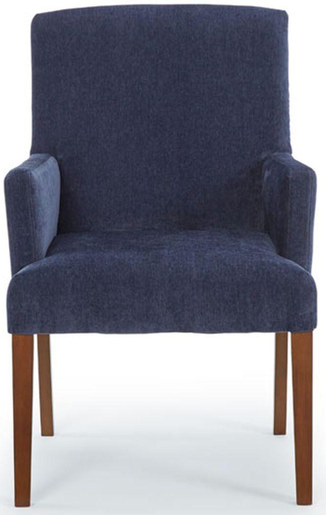Best Home Furnishings® Denai Dark Walnut Captain's Dining Chair-9790DW/1