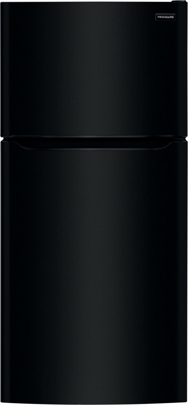 Frigidaire® 20.0 Cu. Ft. Black Top Freezer Refrigerator-FFTR2045VB