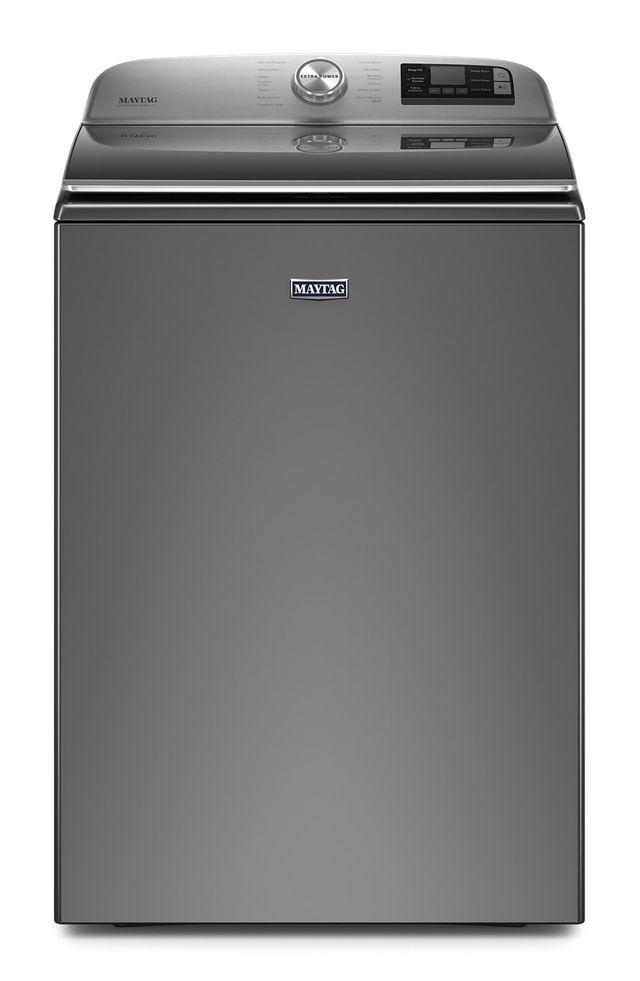 Laveuse à chargement vertical Maytag® de 6,0 pi³ - Ardoise métallique-MVW7230HC