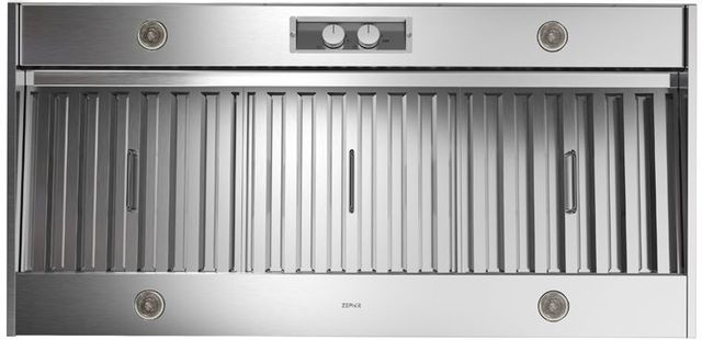 Hotte de cuisinière encastrée de 59 po Zephyr® - Acier inoxydable-AK9858AS