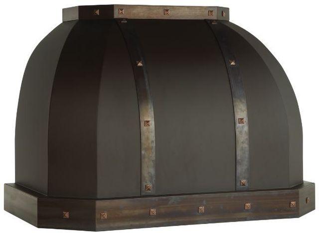 """Vent-A-Hood® Designer Series 48"""" Wall Mount Range Hood-JCH348/C1"""