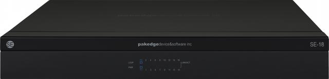 Pakedge® 16-Port Unmanaged Switch-SE-18