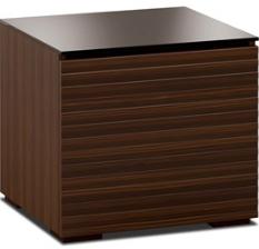 Salamander Designs® Chameleon Zurich 217 Opium Brown AV Cabinet-C/ZU217/OB