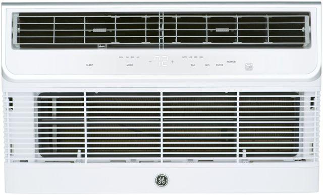 GE® 12,000 BTU's White Thru the Wall Air Conditioner-AJCQ12DWH