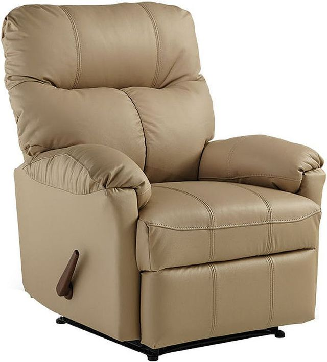 Best Home Furnishings® Picot Leather Space Saver® Recliner-2NW74LV