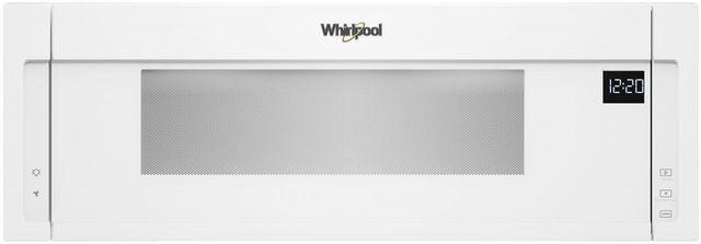 Whirlpool® Over The Range Microwave-White-WML55011HW