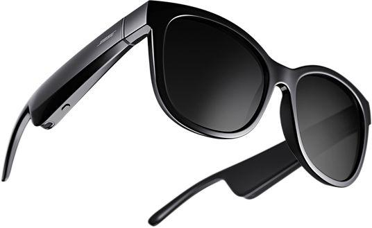 Bose® Frames Sopranos Black Audio Sunglasses-851336-0110