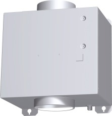 Bosch In Line Blower-Stainless Steel-DHG6015NUC